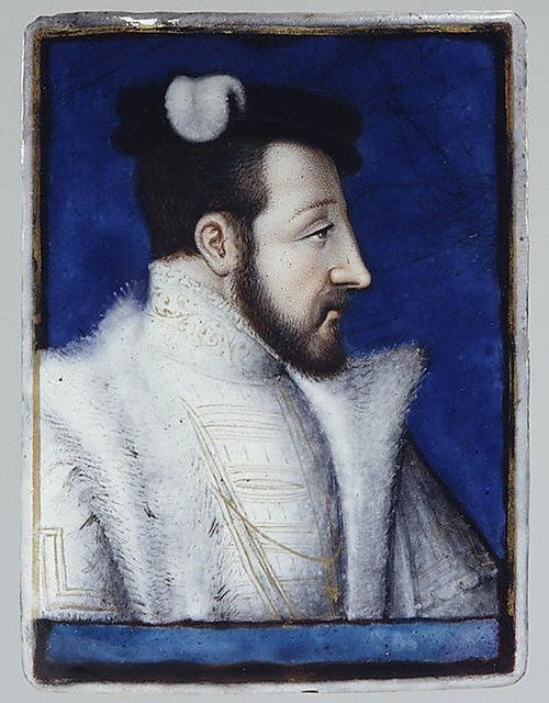 Léonard Limousin, Henri II, King of France