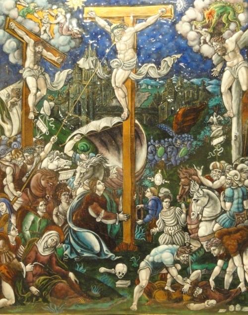 Léonard Limousin, The Crucifixion